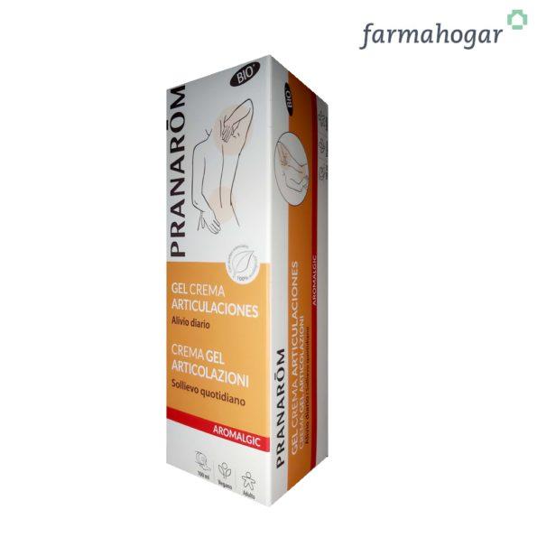Gel Crema Articulaciones Bio 100ml Pranarom 592