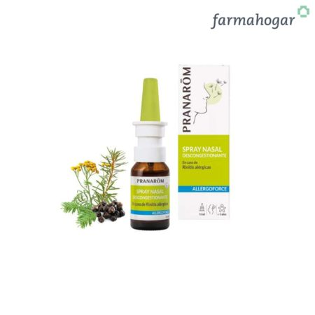 Spray nasal Allergoforce 15 ml Pranarom