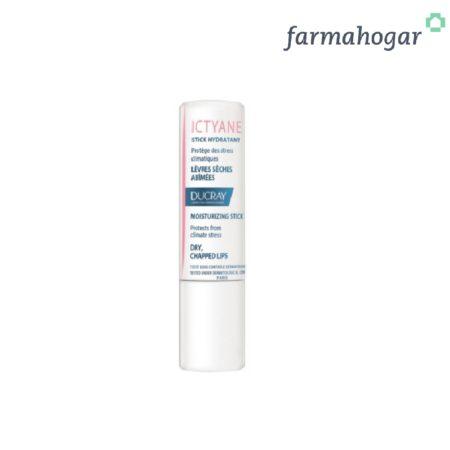 Ducray Ictyane stick labial hidratante y protector 324609
