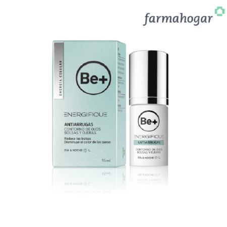 Be+ Energifique antiarrugas contorno de ojos bolsas y ojeras 15ml