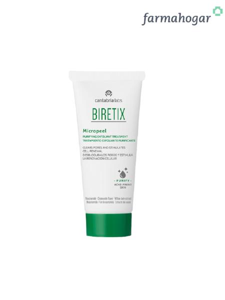 Biretix Micropeel tratamiento exfoliante