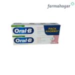 ORAL-B SENSIBILIDAD Y ENCIAS CALM 2 TUBOS 100 ML PACK AHORR1