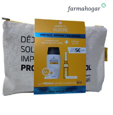 Pack Heliocare water gel