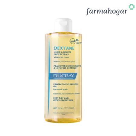 Dexyane aceite limpiador protector