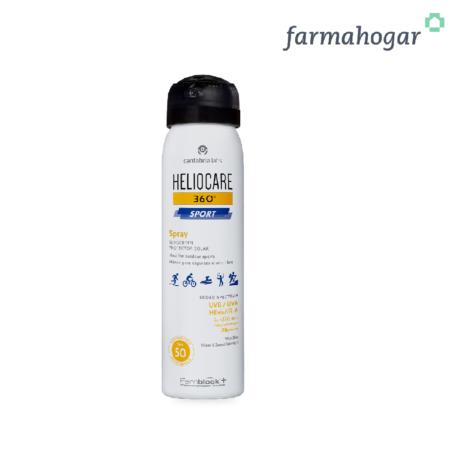 Heliocare 360 sport spray