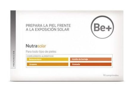 Be+ Skinprotect Nutra solar