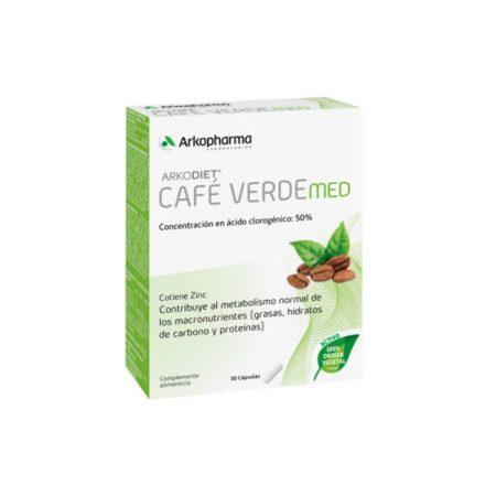 Café Verde 800 Arkocaps