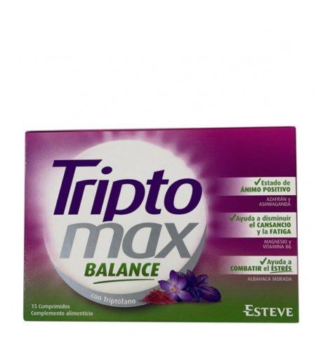 Complemento alimenticio Triptomax balance